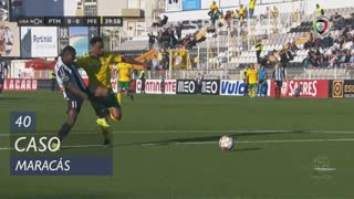 FC P.Ferreira, Caso, Maracás aos 40'