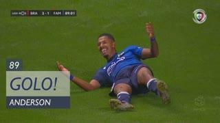 GOLO! FC Famalicão, Anderson aos 89', SC Braga 2-2 FC Famalicão