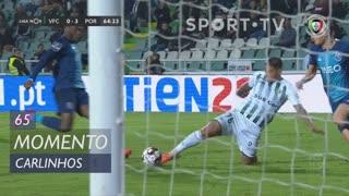 Vitória FC, Jogada, Carlinhos aos 65'