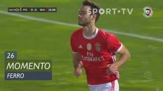 SL Benfica, Jogada, Ferro aos 26'