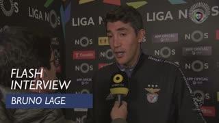 Liga (11ª): Flash Interview Bruno Lage