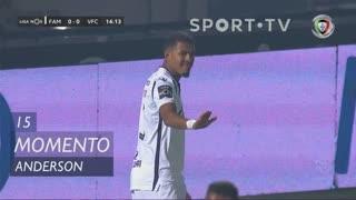FC Famalicão, Jogada, Anderson aos 15'