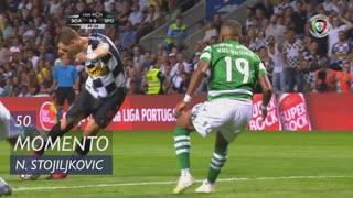 Boavista FC, Jogada, N. Stojiljkovic aos 50'