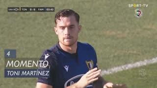 FC Famalicão, Jogada, Toni Martínez aos 4'