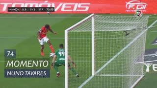 SL Benfica, Jogada, Nuno Tavares aos 74'