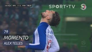 FC Porto, Jogada, Alex Telles aos 79'