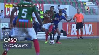FC Famalicão, Caso, Diogo Gonçalves aos 40'