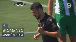 Vitória SC, Jogada, André Pereira aos 4'