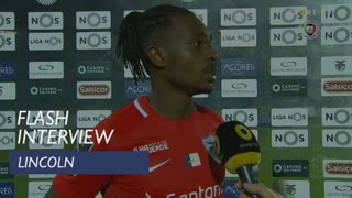 Liga (23ª): Flash Interview Lincoln