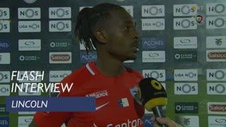 Liga (23ª): Flash Interview Lincoln