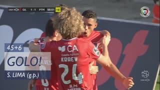 GOLO! Gil Vicente FC, Sandro Lima aos 45'+6', Gil Vicente FC 1-1 Portimonense