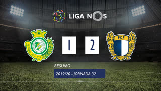 I Liga (32ªJ): Resumo Vitória FC 1-2 FC Famalicão