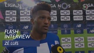 Liga (12ª): Flash Interview Zé Luís