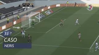 Boavista FC, Caso, Neris aos 33'