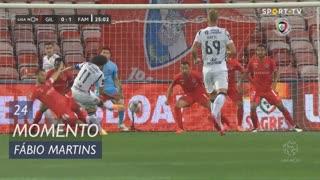 FC Famalicão, Jogada, Fábio Martins aos 24'