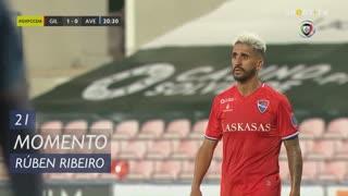 Gil Vicente FC, Jogada, Rúben Ribeiro aos 21'