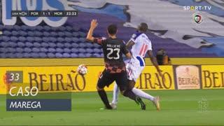 FC Porto, Caso, Marega aos 33'