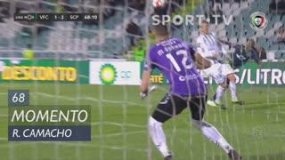 Sporting CP, Jogada, Rafael Camacho aos 68'