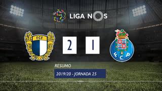 Liga NOS (25ªJ): Resumo FC Famalicão 2-1 FC Porto