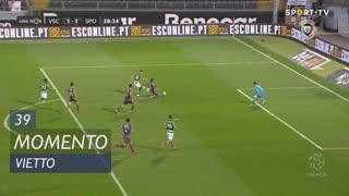 Sporting CP, Jogada, Vietto aos 39'