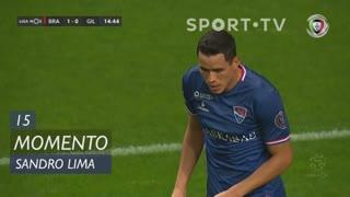 Gil Vicente FC, Jogada, Sandro Lima aos 15'
