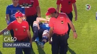 FC Famalicão, Caso, Toni Martínez aos 69'