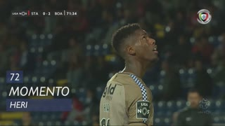 Boavista FC, Jogada, Heri aos 72'