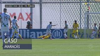 FC P.Ferreira, Caso, Maracás aos 4'