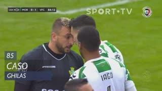 Vitória FC, Caso, Ghilas aos 85'