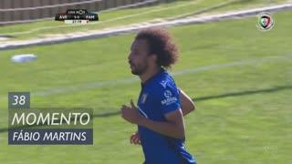 FC Famalicão, Jogada, Fábio Martins aos 38'