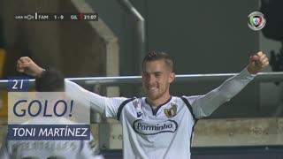 GOLO! FC Famalicão, Toni Martínez aos 21', FC Famalicão 1-0 Gil Vicente FC
