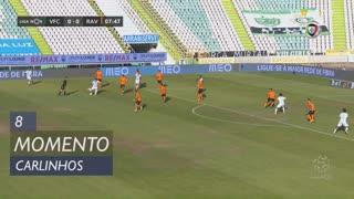 Vitória FC, Jogada, Carlinhos aos 8'