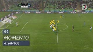 Rio Ave FC, Jogada, Aderllan Santos aos 85'