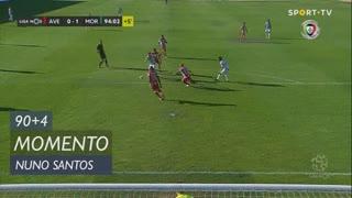 Moreirense FC, Jogada, Nuno Santos aos 90'+4'