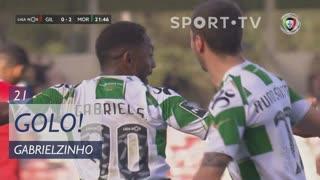 GOLO! Moreirense FC, Gabrielzinho aos 21', Gil Vicente FC 0-2 Moreirense FC