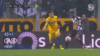 Boavista FC, Caso, Heri aos 45'+1'