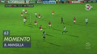 Vitória FC, Jogada, B. Mansilla aos 63'