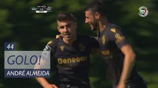 GOLO! Vitória SC, André Almeida aos 44', Rio Ave FC 1-1 Vitória SC
