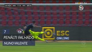 Vitória FC, Jogada, Nuno Valente aos 7'