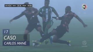 Rio Ave FC, Caso, Carlos Mané aos 17'