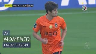 Rio Ave FC, Jogada, Lucas Piazon aos 75'