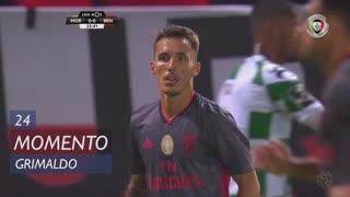 SL Benfica, Jogada, Grimaldo aos 24'
