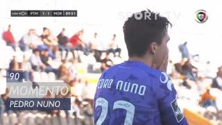 Moreirense FC, Jogada, Pedro Nuno aos 90'