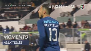 FC Porto, Jogada, Alex Telles aos 9'