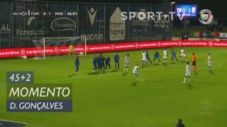 FC Famalicão, Jogada, Diogo Gonçalves aos 45'+2'