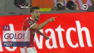 GOLO! SL Benfica, Pizzi aos 74', SL Benfica 4-0 FC P.Ferreira