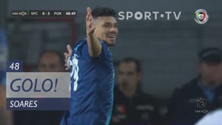 GOLO! FC Porto, Soares aos 48', Vitória FC 0-3 FC Porto