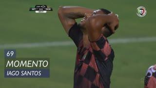 Moreirense FC, Jogada, Iago Santos aos 69'
