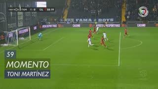 FC Famalicão, Jogada, Toni Martínez aos 59'