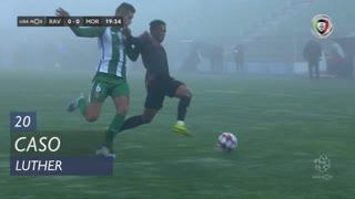 Moreirense FC, Caso, Luther aos 20'